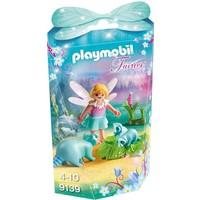 Elfje met wasberen Playmobil