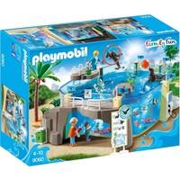 Zee aquarium Playmobil