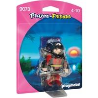 Zwaardvechtster Playmobil