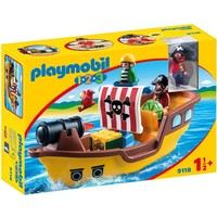 1.2.3 Piratenschip Playmobil