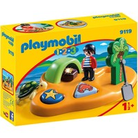 1.2.3 Pirateneiland Playmobil