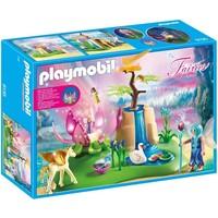 Betoverde weide met feeenbabies Playmobil