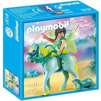 Waterfee met paard Playmobil