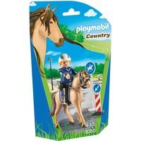Bereden politie Playmobil