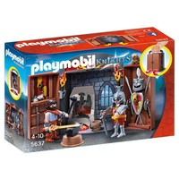 Speelbox Ridder en Smid Playmobil