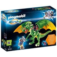Koningsland Draak met Alex Playmobil