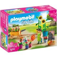 Bloemist Playmobil