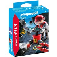 Explosievenexpert Playmobil