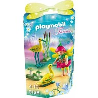 Elfje met ooievaars Playmobil