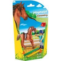Paardentherapeute Playmobil