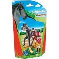 Jockey Playmobil