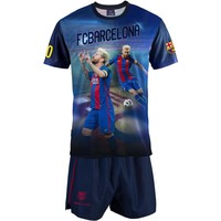 T-shirt/short barcelona Messi