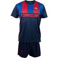 T-shirt/short Barcelona stripes