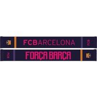 Sjaal barcelona blauw/roze