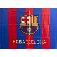 Vlag barcelona mini 50x75 cm stripes