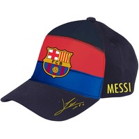 Cap Barcelona rood/blauw junior Messi