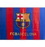 Barcelona FC Vlag barcelona groot 100x150 cm stripes