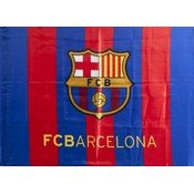 Vlag barcelona groot 100x150 cm stripes