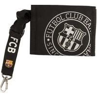 Portemonnee barcelona zwart/zilver