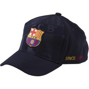 Cap Barcelona navy senior FCB