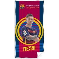 Badlaken barcelona Messi: 70x140 cm