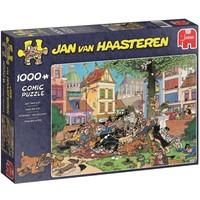 Puzzel Jan van Haasteren Get That Cat 1000 stukjes
