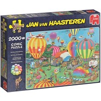 Puzzel Jan van Haasteren The Balloon Festival 2000 stukjes
