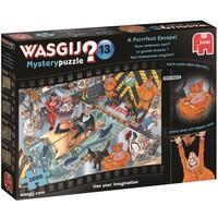 Puzzel Wasgij Mystery 13 Escape 1000 stukjes