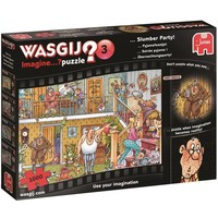 Puzzel Wasgij Imagine 03 Slumber Party 1000 stukjes