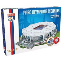 Puzzel Olympic Lyon Gerland Stadium