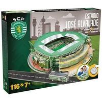 Puzzel Sporting Lisboa Jose Alvalade 116 stukjes