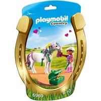 Pony om te versieren Playmobil: hart