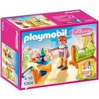 Playmobil 5304 Babykamer met wieg