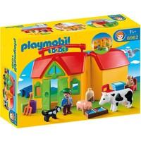 Meeneemboerderij met dieren Playmobil