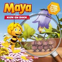 Maya de Bij Kijk- en Zoekboek