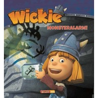 Boek Wickie monsteralarm