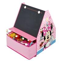 Disney Minnie Mouse Schoolbord + Opbergbox