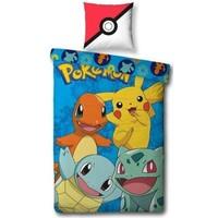 Dekbed Pokemon Generation 140x200/60x70 cm