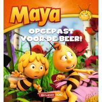 Boek Maya Opgepast voor de beer