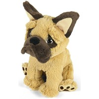 Pluche Franse bulldog hondje French Franky 23 cm