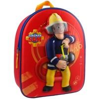 Rugzak Brandweerman Sam 3d 31x25x10 cm