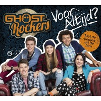 Ghost Rockers CD - Voor altijd