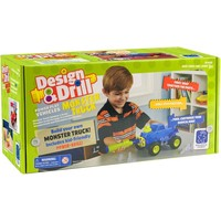 Design & Drill Monstertruck Learning Resources