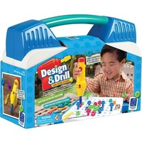 Design & Drill Boor in koffer Learning Resources