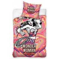 Dekbedovertrek Wonder Woman