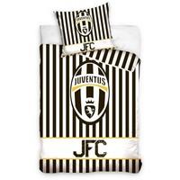 Dekbedovertrek  Juventus Strepen