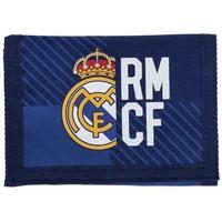 Portemonnee real madrid blauw RMCF