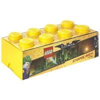 Opbergbox LEGO Batman Movie brick 8 geel