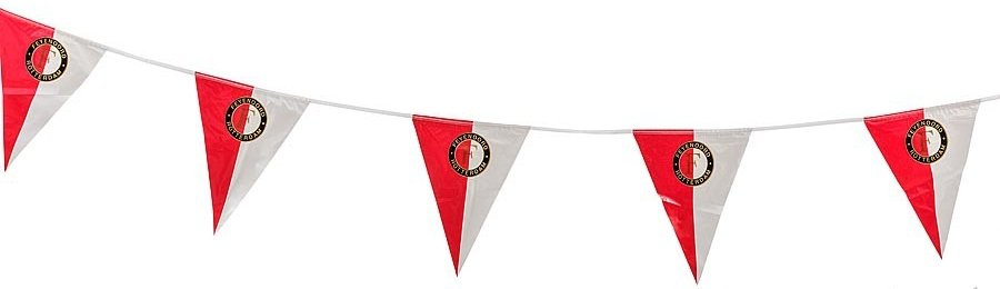 Feyenoord Rotterdam - Vlaggenlijn feyenoord