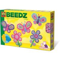 Strijkkralen SES Beedz: vlindertuin